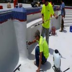Sider-crete plaster roll on