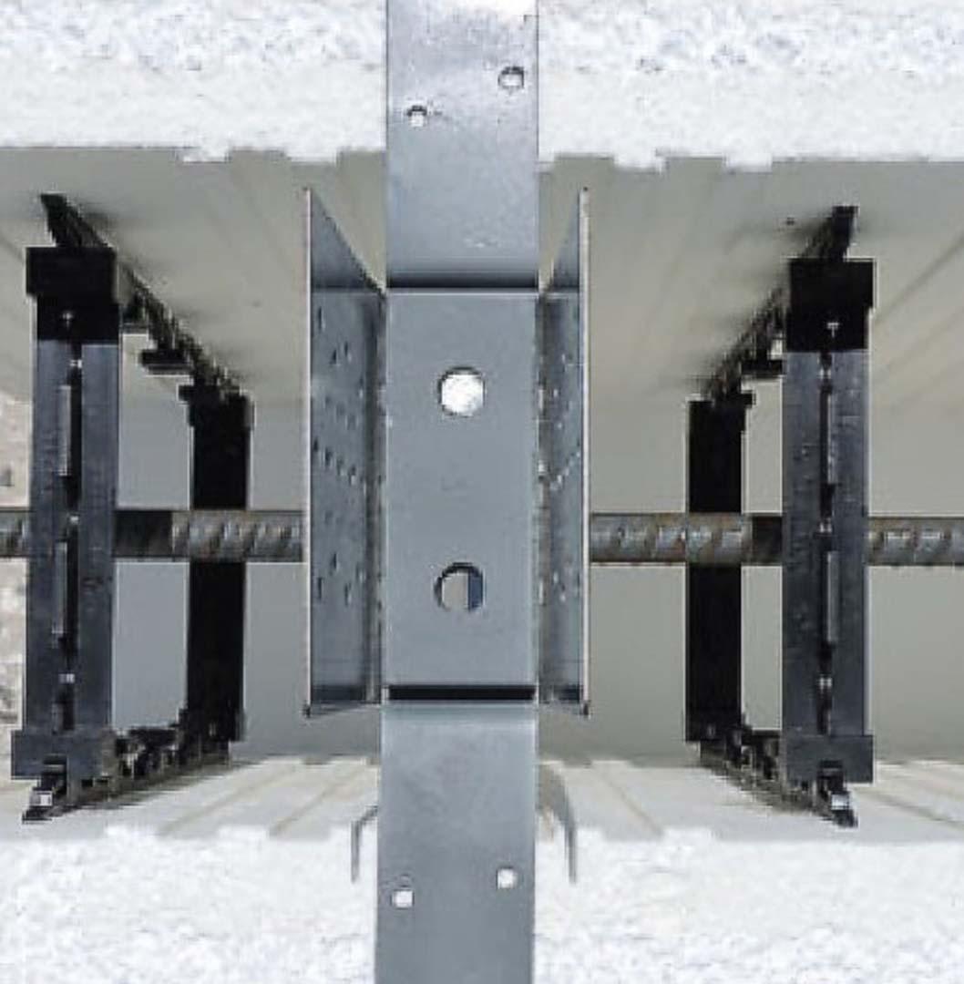 Burmon Icf Hangers Buildblock Insulating Concrete Forms