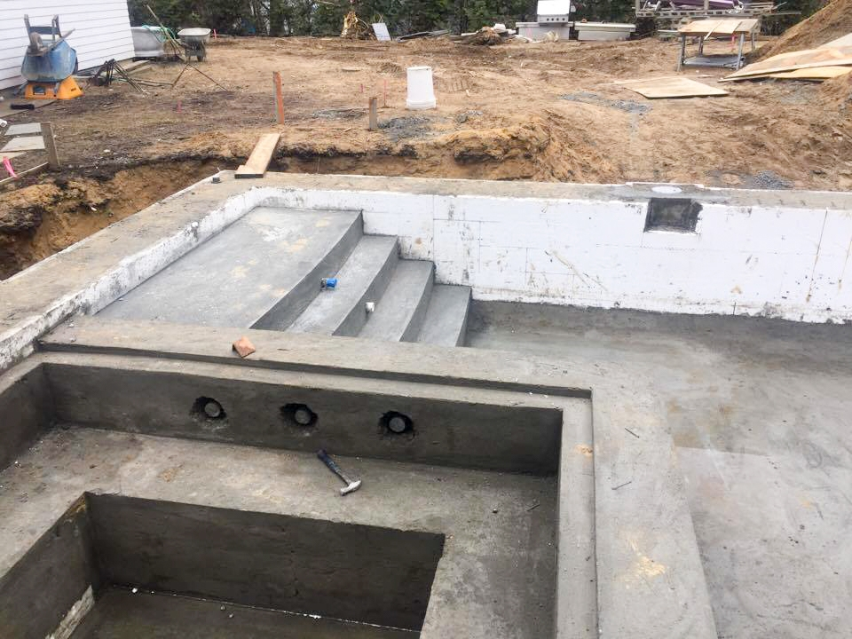 Icf Roof Options Frost Protected Shallow Foundation Systems For Heated And Unheated