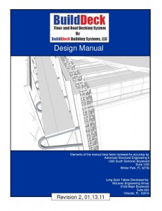 BuildDeck Design Manual Rev 011211