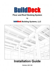 Microsoft Word - BuildDeck Install Guide
