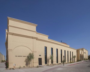 Xavier High School New Founders Hall Phoenix, AZ