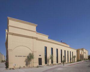 Xavier High School New Founders Hall Phoenix, AZ
