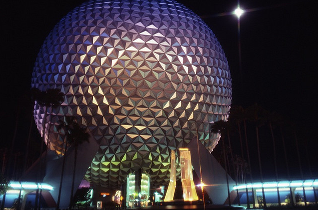 EPCOT - Building Code History