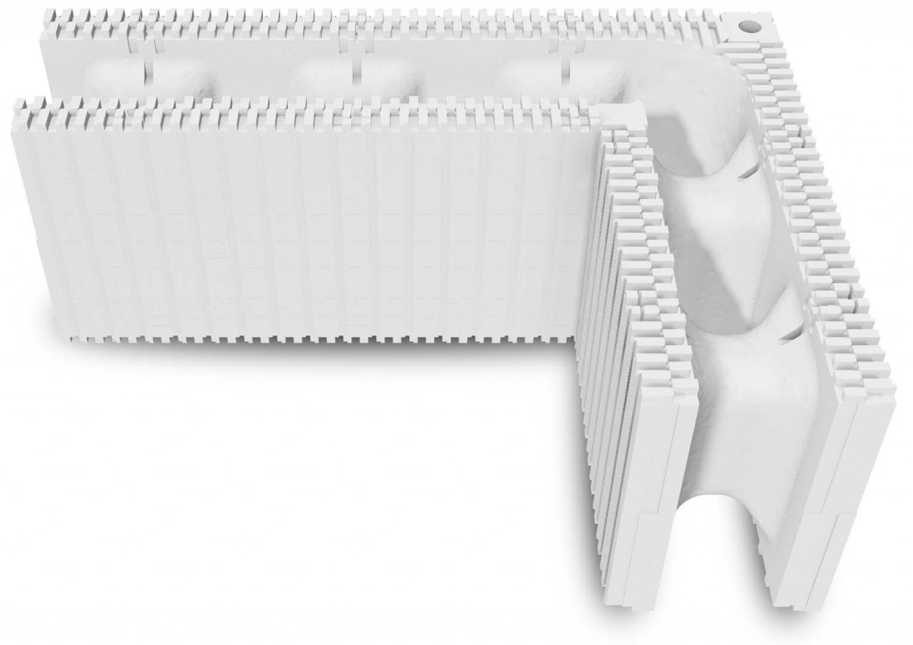 Press Release Buildblock Launches All Foam Icf