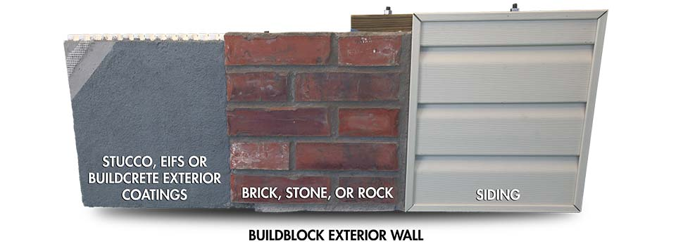 BuildBlock Exterior Wall Model