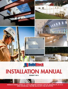 BuildBlock Installation Manual Cover