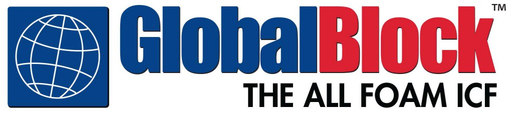 GlobalBlock All Foam ICF Logo