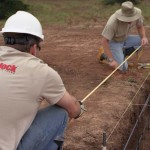 Measuring Footings