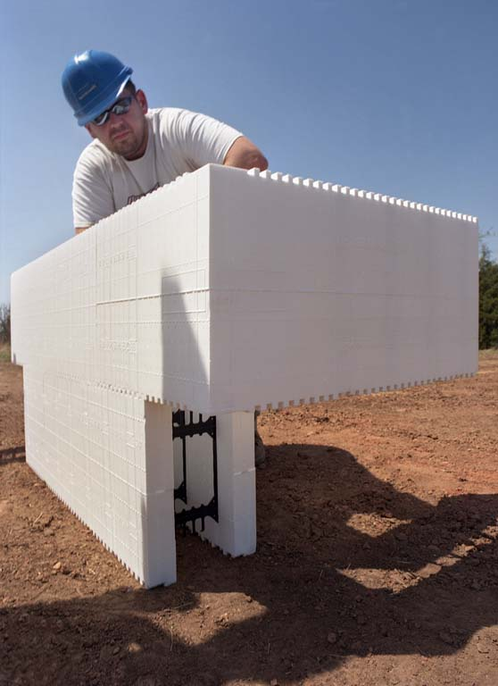 Icf gallery buildblock insulating concrete forms for Buildblock icf reviews