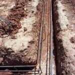 Rebar in Footings