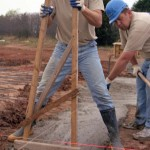 Leveling Footings