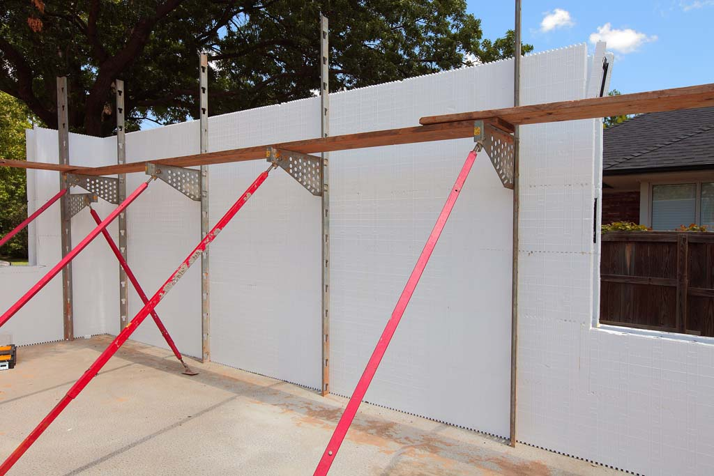 Icf gallery buildblock insulating concrete forms for Icf form