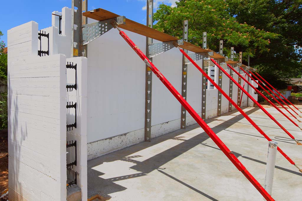 Icf gallery buildblock insulating concrete forms for Icf home cost estimator