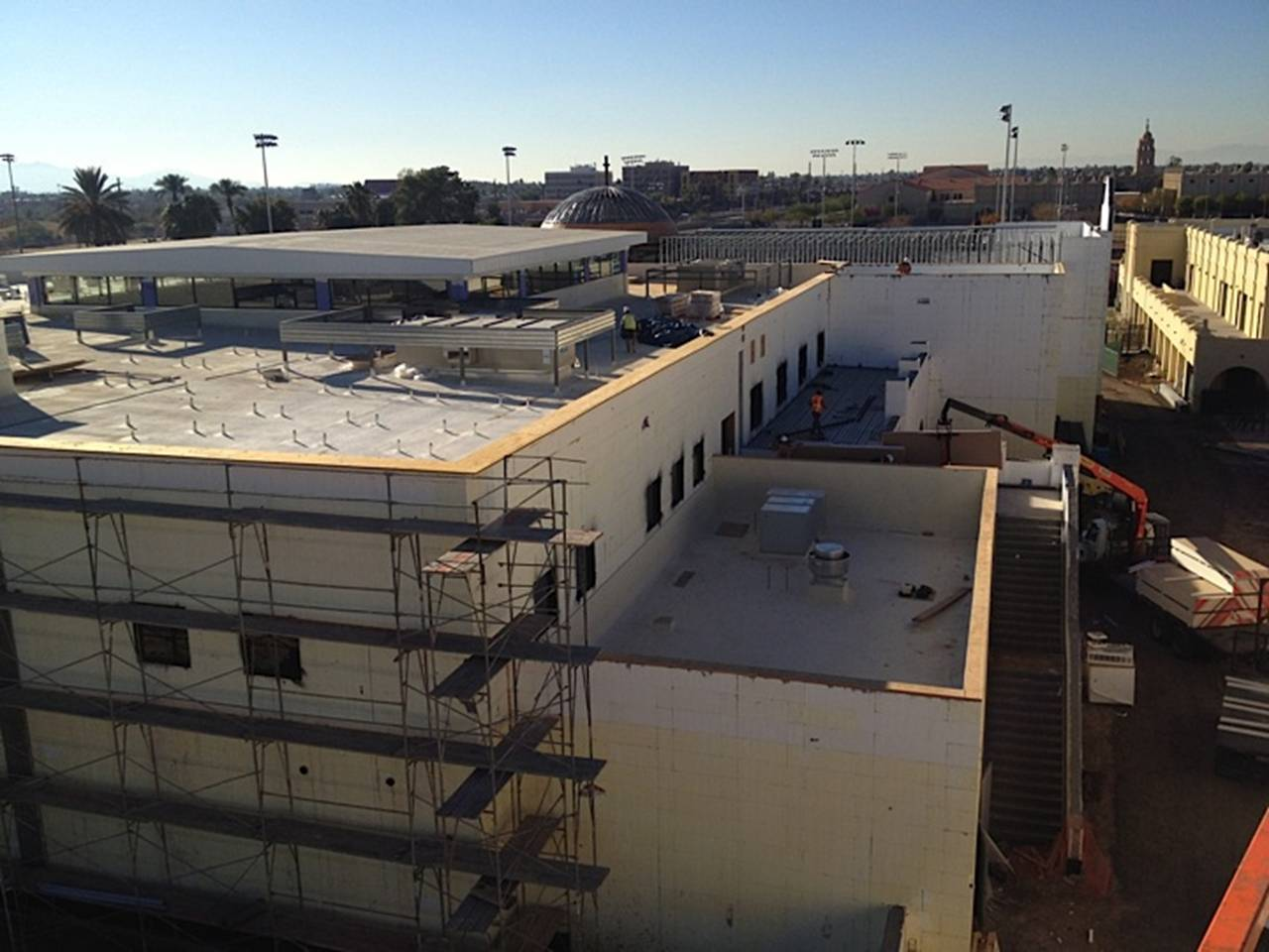 Project galleries buildblock insulating concrete forms for Icf builders in arizona