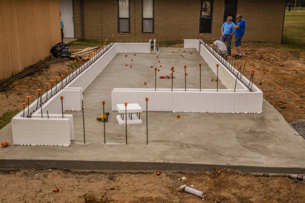 Buildblock builds safe room for educare in perkins ok for Safe room builders