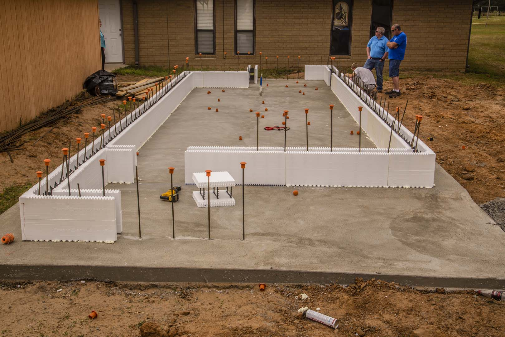 Buildblock Builds Safe Room For Educare In Perkins Ok