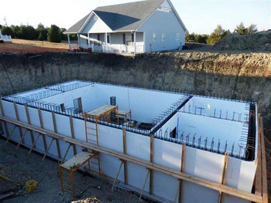 Customer satisfied with buildblock icf storm shelter Build your home