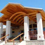 Monastary ICF Building