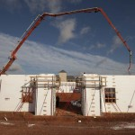 NBC Bank ICF Construction
