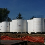 St. Mary's Church, Carmel, IN ICF Construction