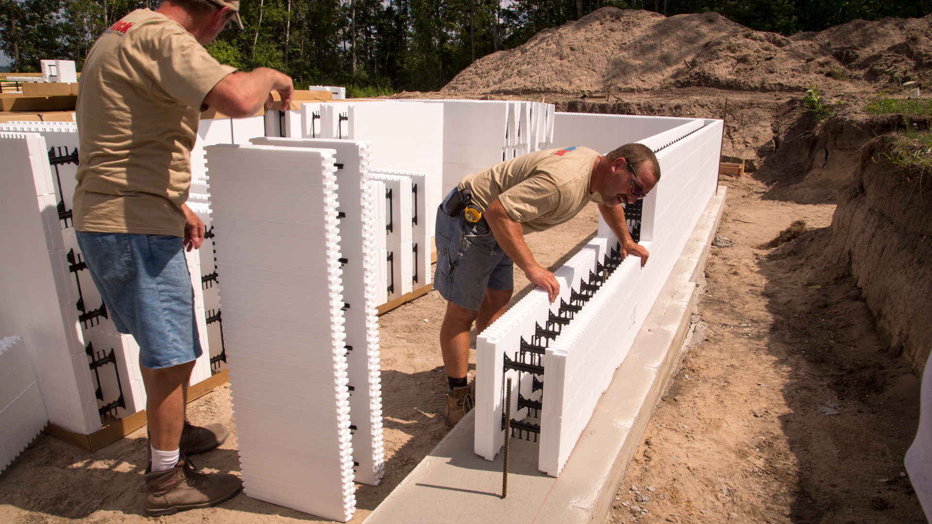 New ICF Training Course: ICF Construction in 25 Steps