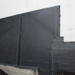 ICF Walls and Waterproofing System