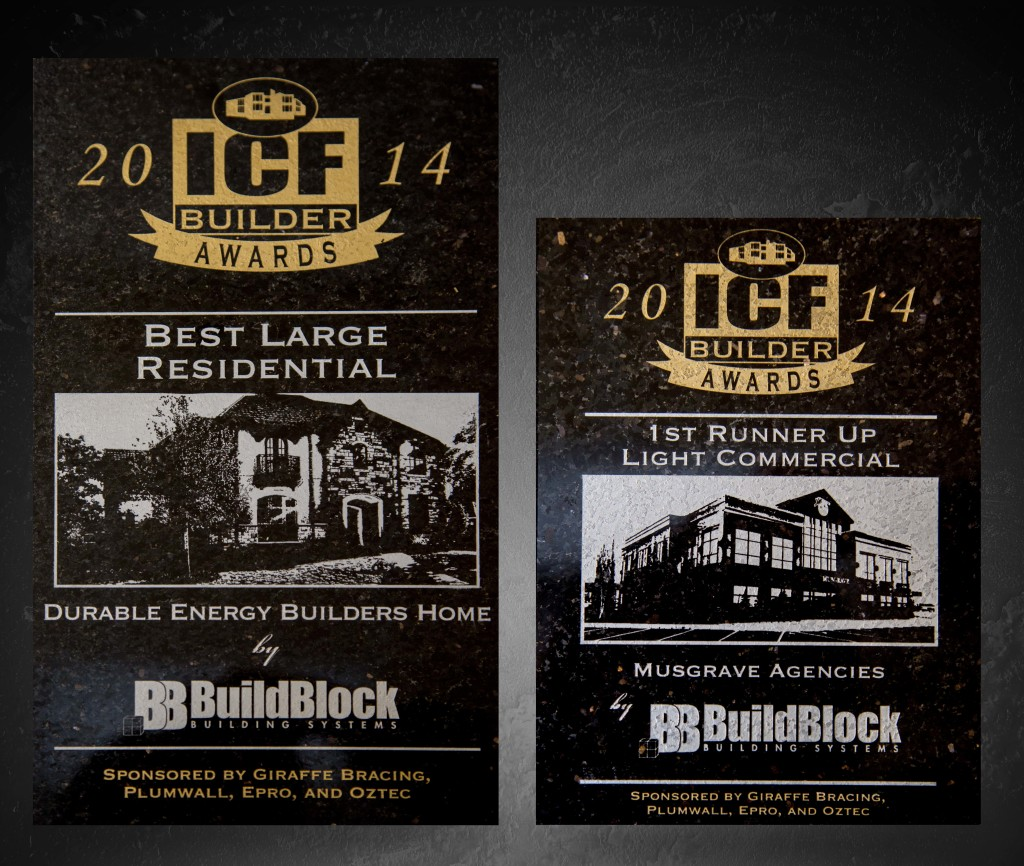 BuildBlock Building Systems Projects Win Two National Awards