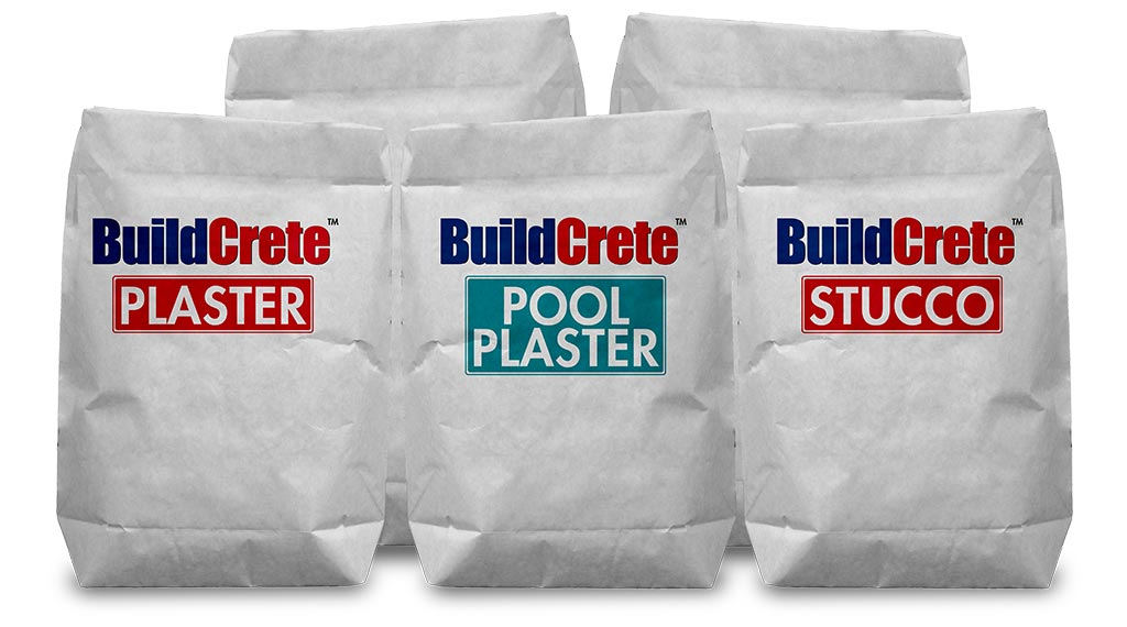 Buildcrete Stucco Plaster And Pool Plaster By Buildblock Icfs