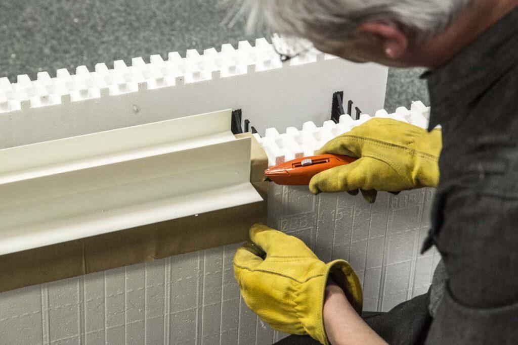Buildshield Firestop Protection Buildblock Insulating