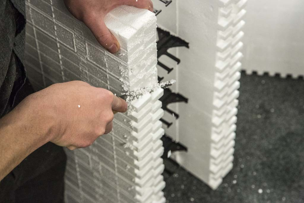 Buildshield Termite Protection Buildblock Insulating