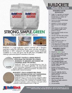 2016 BuildCrete Brochure