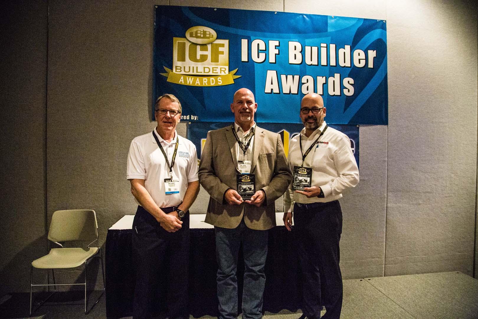 "BuildBlock Project ""Atlantic Beach House"" Wins ICF Builder Award"