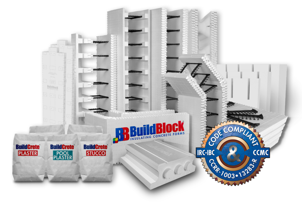 Icf pricing for Foam block foundation prices