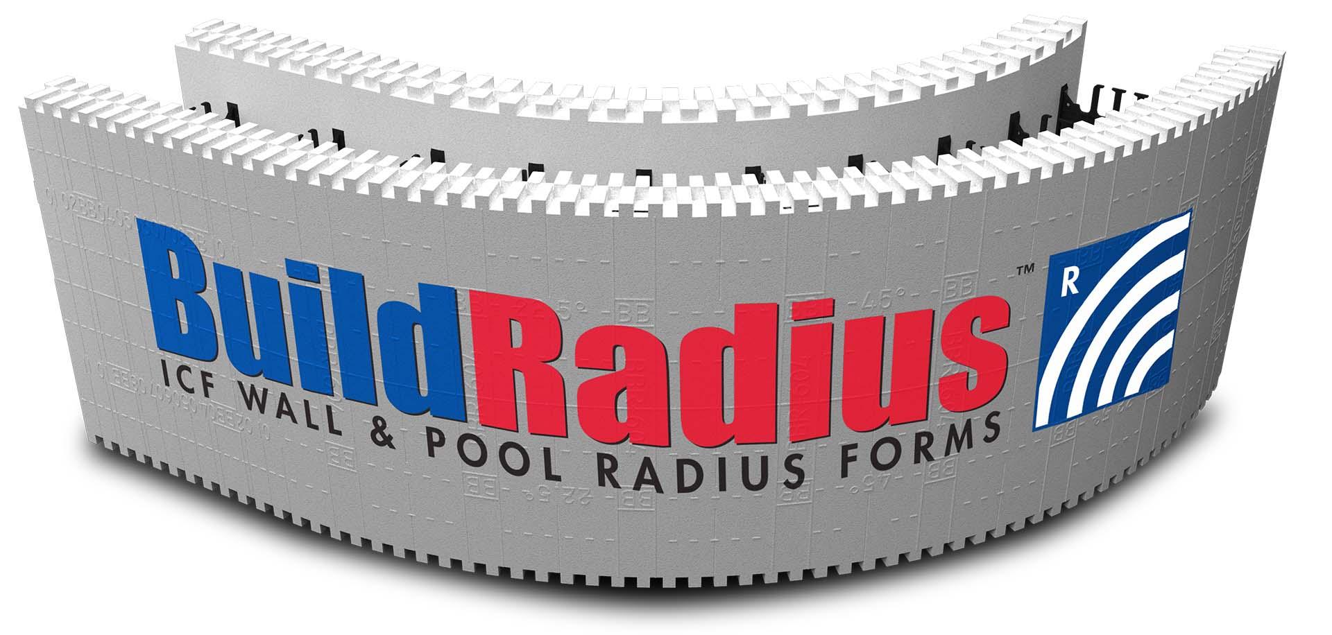 BuildRadius 4 Foot Radius Block