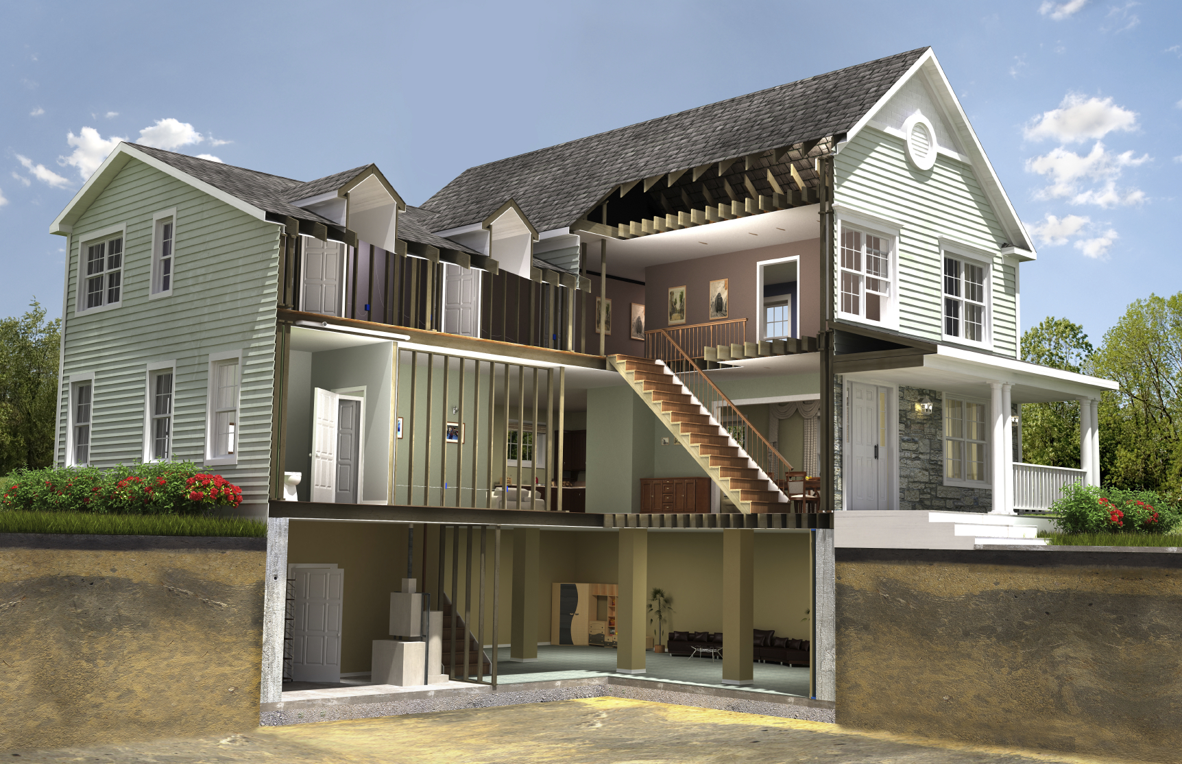 Designing your dream home with buildblock icfs for Icf home designs