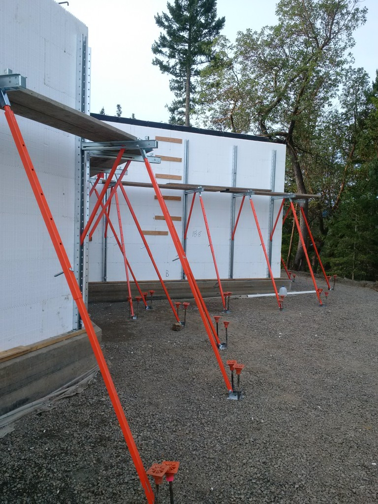 BuildBrace ICF Bracing & Alignment Systems
