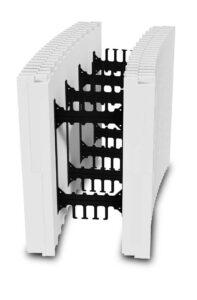 BuildRadius 12-foot Radius Block