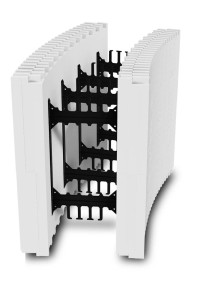 BuildRadius 8-foot Radius Block