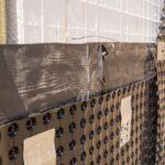 ICF waterproofing