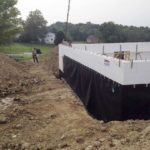 ICF Walls and Below Grade Waterproofing