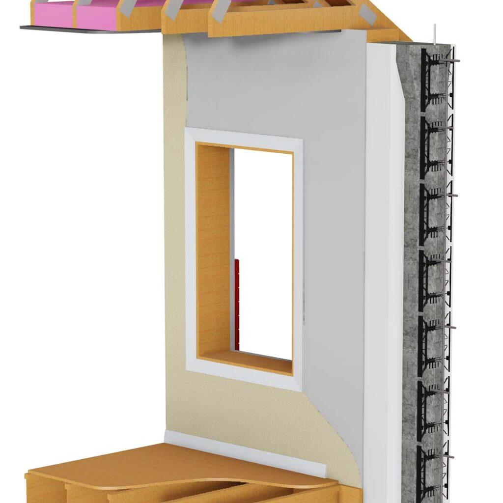 Buildblock Options And Best Practices For Icf Door