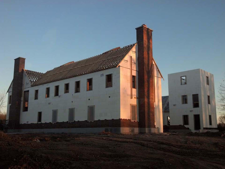 Project Spotlight Building An Icf Castle Part 4