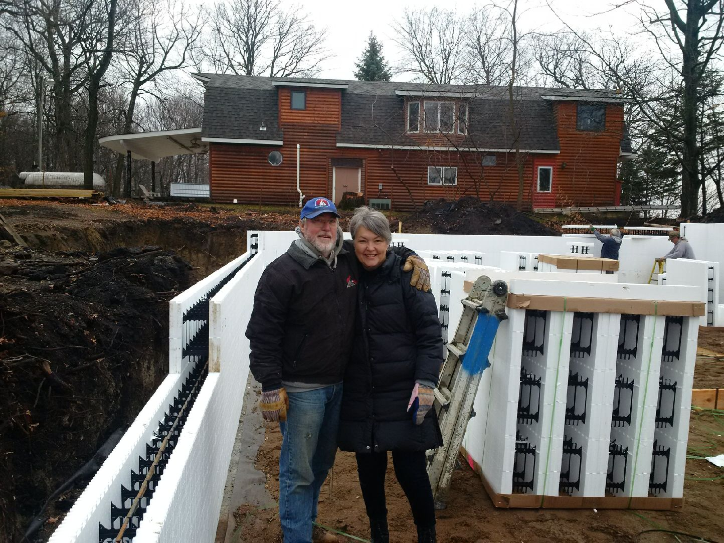 Press Release: Reiner Family Builds Ultimate Energy Efficient BuildBlock ICF Home on Lake Miltona