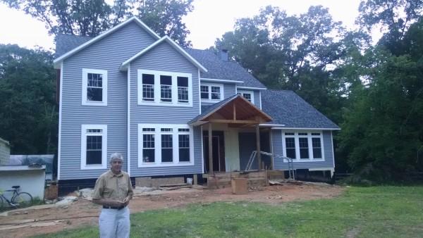 DIY Plowman Home using BuildBlock ICFs