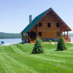 icf log cabin
