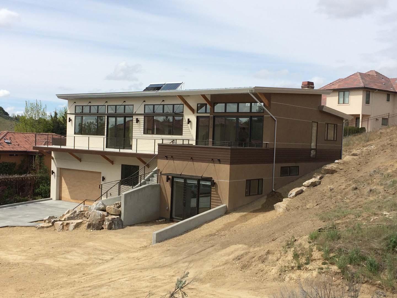 The Wrinkler Residence