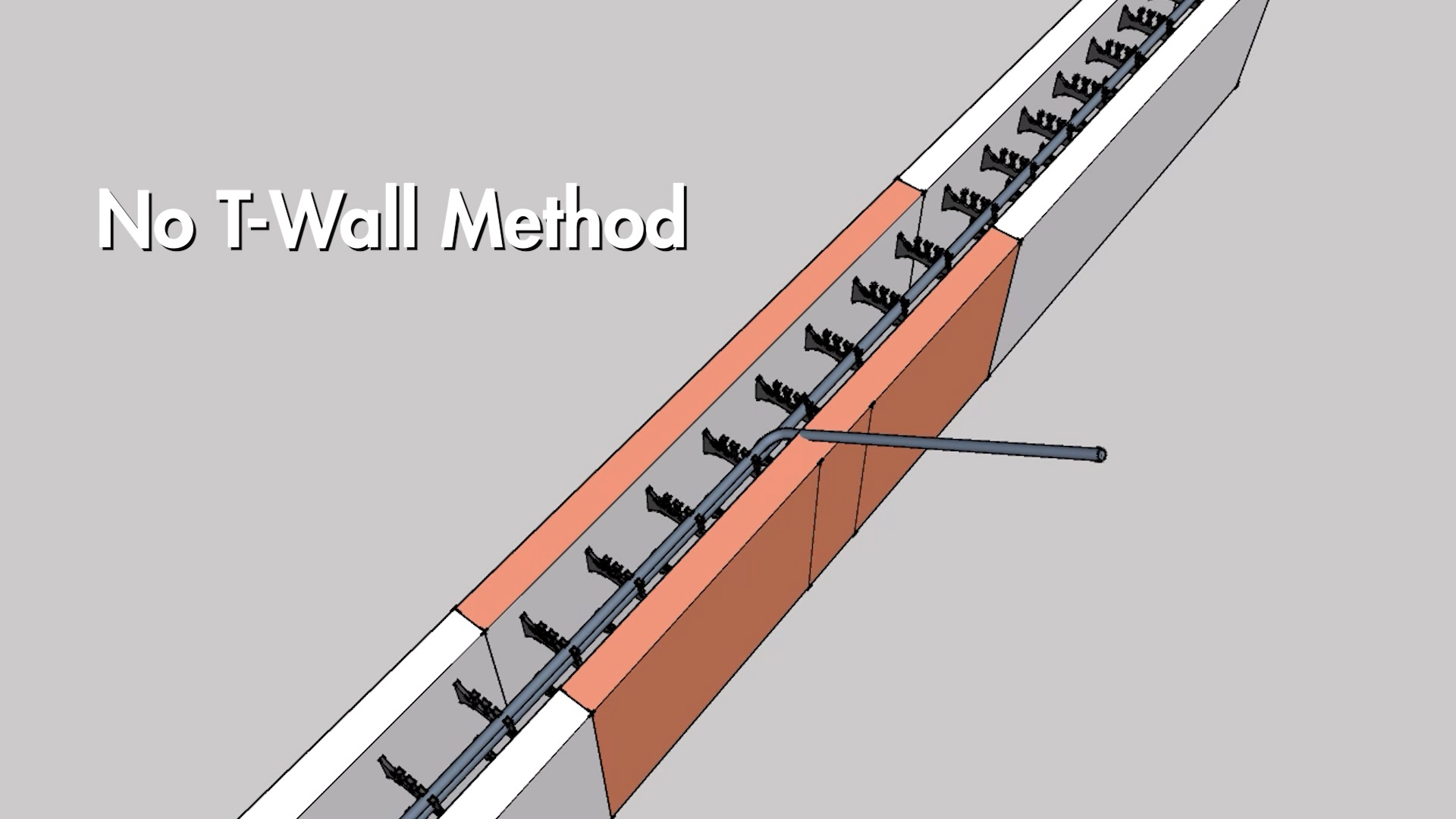 """Video: How To Construct T-Walls Using The """"No T-Wall Method"""""""