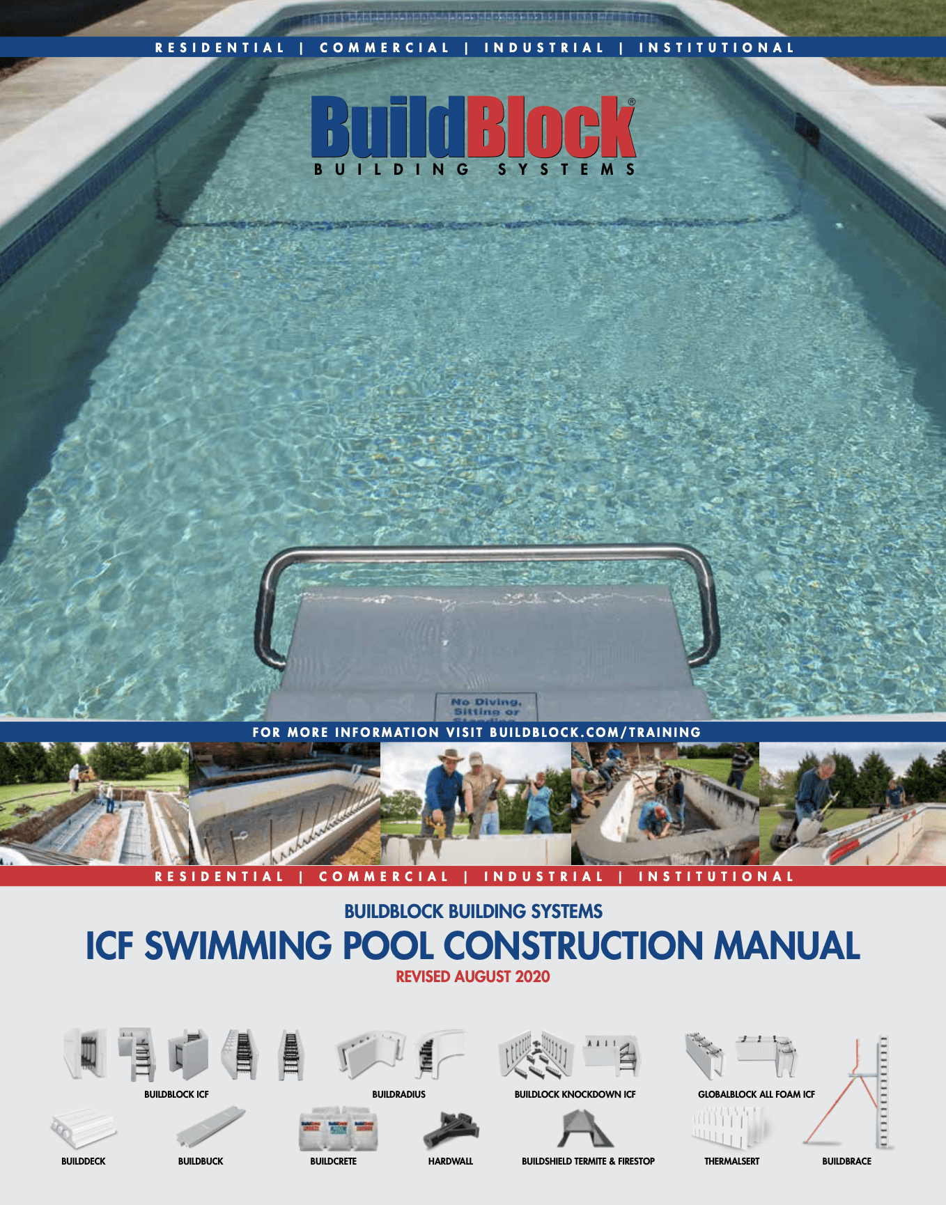 The BuildBlock ICF Swimming Pool Construction Manual