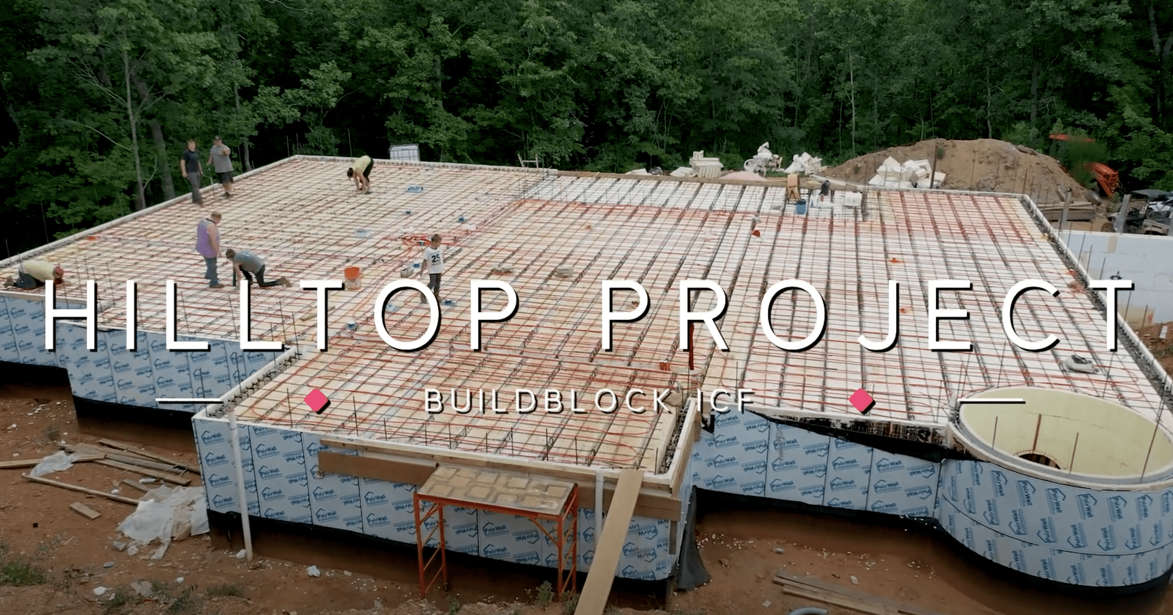 Video: How to Pour BuildDeck ICF Decking